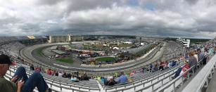 Our view from Turn 4