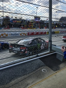 Kurt Busch at Dover May 2016