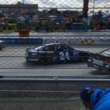 Chase Elliott at Dover May 2016