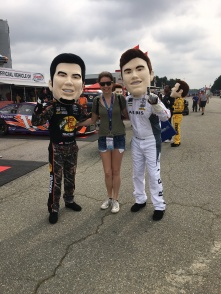 My man Martin Truex Jr. and rookie Daniel Suarez